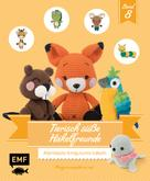 Amigurumipatterns.net: Tierisch süße Häkelfreunde 8 ★★★