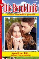 Hans-Peter Lehnert: Die Bergklinik 12 – Arztroman ★★★★★