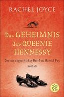 Rachel Joyce: Das Geheimnis der Queenie Hennessy ★★★★