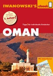 Oman - Reiseführer von Iwanowski - Individualreiseführer mit vielen Detail-Karten und Karten-Download