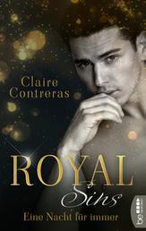 Royal Sins - Eine Nacht für immer
