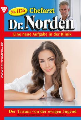 Chefarzt Dr. Norden 1126 – Arztroman