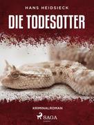 Hans Heidsieck: Die Todesotter ★
