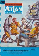 H. G. Ewers: Atlan 6: Endstation Wüstenplanet ★★★★