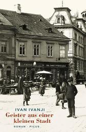 Geister aus einer kleinen Stadt - Roman