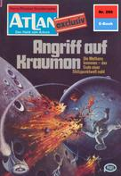 Harvey Patton: Atlan 286: Angriff auf Kraumon ★★★★★
