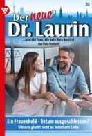 Viola Maybach: Der neue Dr. Laurin 34 – Arztroman ★★★★