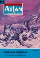 Ernst Vlcek: Atlan 22: Der Marsch durch die Unterwelt ★★★★★