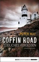 Coffin Road - Tödliches Vergessen - Kriminalroman
