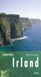 Lesereise Irland - Grüner Fels in wilden Zeiten