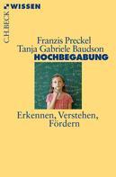 Franzis Preckel: Hochbegabung ★★★★