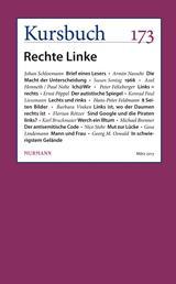Kursbuch 173 - Rechte Linke