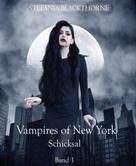 Stefania Blackthorne: Vampires of New York 1 ★★