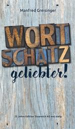 WortSCHATZ, geliebter