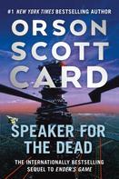 Orson Scott Card: Speaker for the Dead ★★★★★