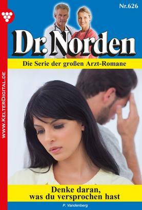Dr. Norden 626 – Arztroman