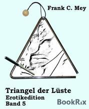 Triangel der Lüste - Band 5 - Erotikedition