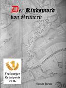 Volker Hesse: Der Kindsmord von Grunern ★★★★★