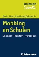 Sebastian Wachs: Mobbing an Schulen ★★★