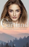 Barbara Cartland: Prinzessin meines Herzens ★★★