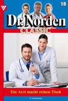 Patricia Vandenberg: Dr. Norden Classic 18 – Arztroman