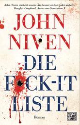 Die F*ck-it-Liste - Roman