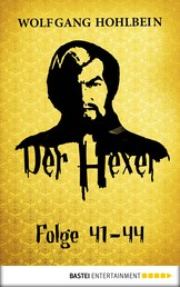 Der Hexer - Folge 41-44