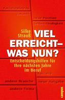 Silke Strauß: Viel erreicht - was nun?
