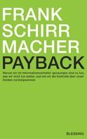 Frank Schirrmacher: Payback ★★★★