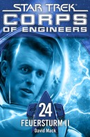 David Mack: Star Trek - Corps of Engineers 24: Feuersturm 2 ★★★★★