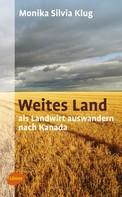 Monika Silvia Klug: Weites Land ★★★