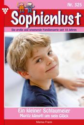 Sophienlust 325 – Familienroman - Ein kleiner Schlaumeier