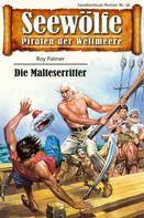 Roy Palmer: Seewölfe - Piraten der Weltmeere 56 ★★★★★