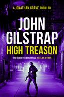 John Gilstrap: High Treason