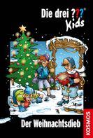 Boris Pfeiffer: Die drei ??? Kids, 57, Der Weihnachtsdieb (drei Fragezeichen Kids) ★★★★★