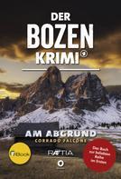 Corrado Falcone: Der Bozen-Krimi: Am Abgrund ★★★★★