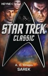 Star Trek - Classic: Sarek - Roman