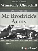Winston S. Churchill: Mr Brodrick's Army