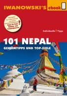 Volker Häring: 101 Nepal - Reiseführer von Iwanowski ★★