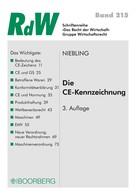 Jürgen Niebling: Die CE Kennzeichnung