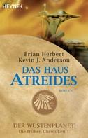 Brian Herbert: Das Haus Atreides ★★★★★