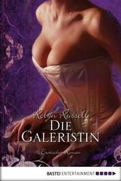 Die Galeristin - Erotischer Roman