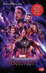 Marvel Avengers – Endgame - Das Buch zum Film ab 10 Jahren