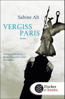 Sabine Alt: Vergiss Paris ★★★