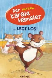 Der Karatehamster legt los!