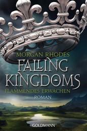 Flammendes Erwachen - Falling Kingdoms 1 - Roman