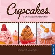 Cupcakes - 55 unwiderstehliche Törtchen