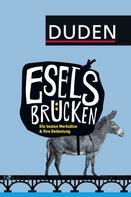 Wolfgang Riedel: Eselsbrücken ★★