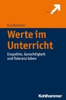 Eva Steinherr: Werte im Unterricht
