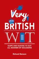 Richard Benson: Very British Wit